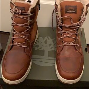 TIMBERLAND RAYSTOWN SZ 10 WINTER INSULATED BOOTS